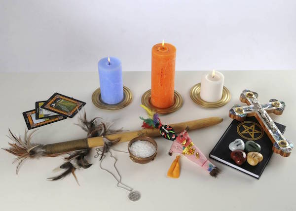 Healing Spells from magical tradition and voodoo