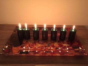 2 deň rituálu: pred meditáciou