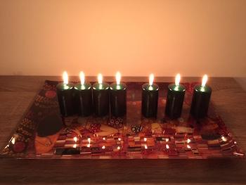 4 deň rituálu: pred meditáciou