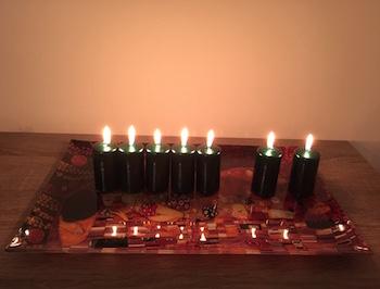 5 deň rituálu: pred meditáciou