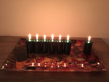 6 deň rituálu: pred meditáciou