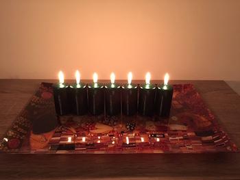 7 deň rituálu: pred meditáciou