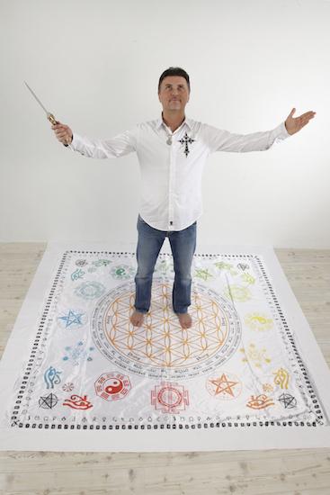 The pentagram ritual