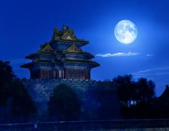 Moon calender ⚪ for White Magic rituals☽