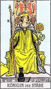 Tarot- explanation of card meanings, methods of laying