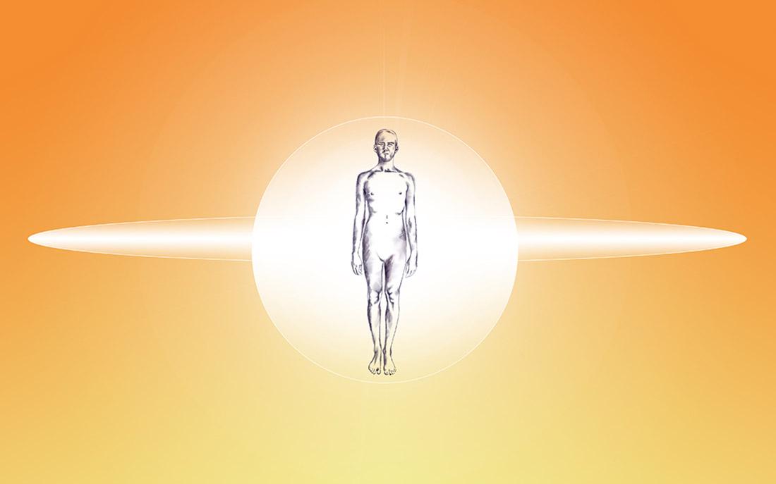 Aura ✥ The human field of energy