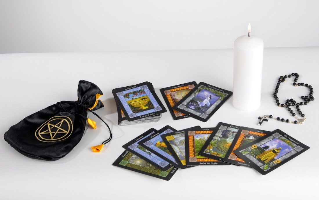 Tarot Explanation Of Card Meanings Methods Of Laying