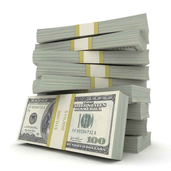 Viac peňazí